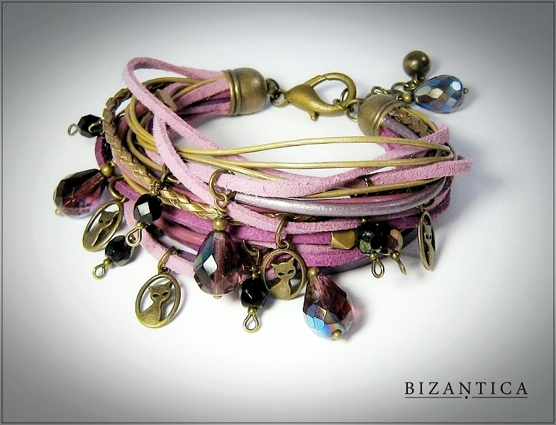 bransoletka-rzemienie-kocia-purpura-1